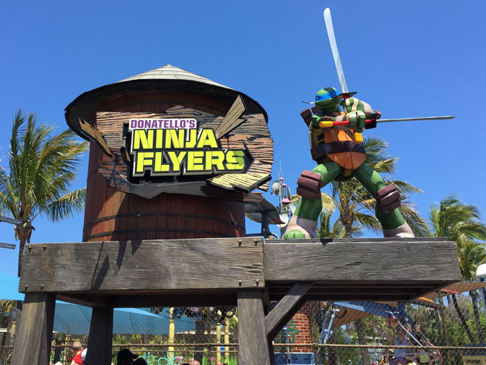 donatellos-ninja-flyers-sign