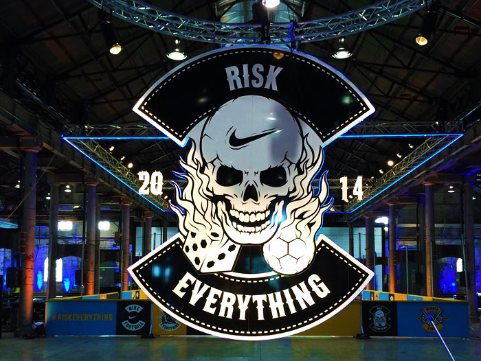 nike-risk-everything-freestanding-sign