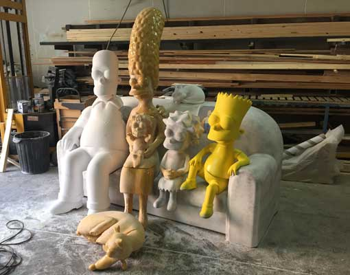 the-simpsons-3d-milling