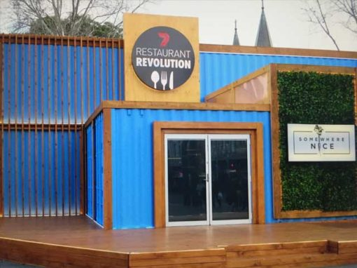 Shipping Containers – Restaurant Revolution